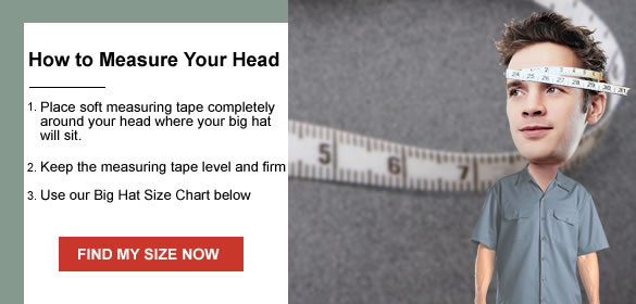 How to Measure My Big Head